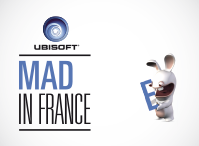 UBISOFT MAD IN FRANCE
