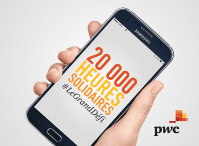 PwC 20 000 heures solidaires